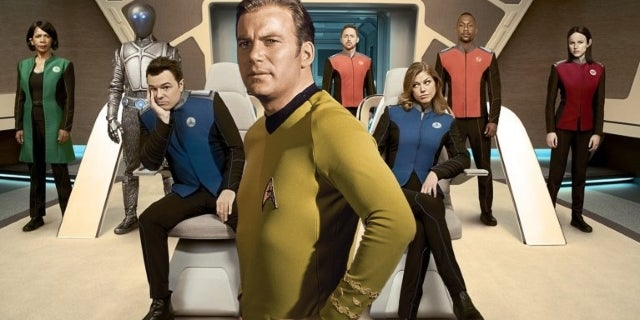 Orville Star trek Lawsuit