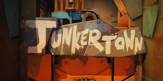 Overwatch Junkertown