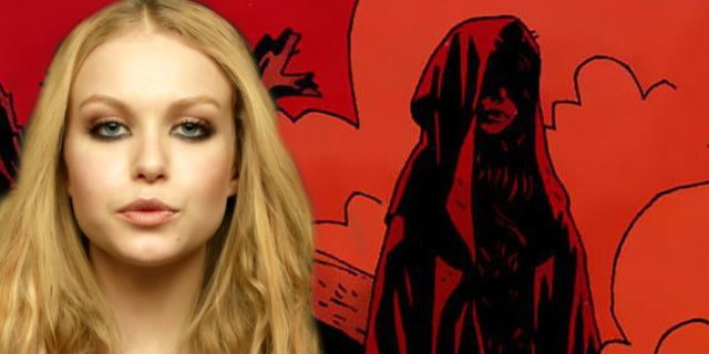 Penelope Mitchell Hellboy Reboot Witch