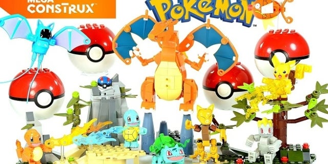 Pokemon Construx