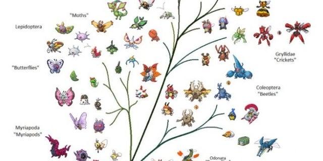 Pokemon Tree of Life