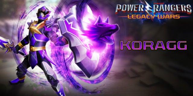 Power-Rangers-Legacy-Wars-Koragg-Mystic-Force