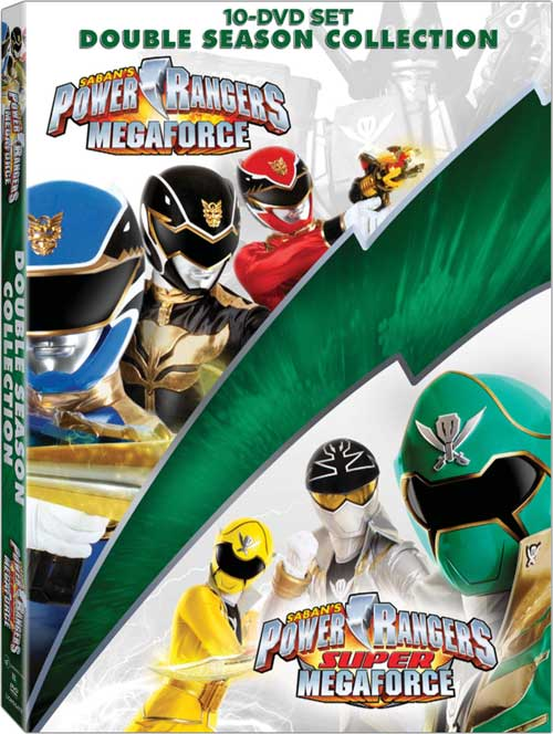 Power rangers megaforce robo knight