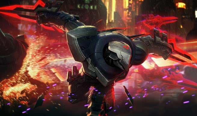 Project Zed League of Legends