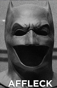 Batman's Movie And TV Bat-Cowls Ranked Worst To Best Batman Cowl Ben Affleck