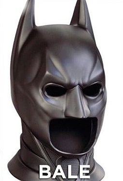 Ranking the Batman Bat-Cowls - Christian Bale