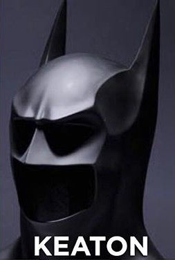 Ranking the Batman Bat-Cowls - Michael Keaton
