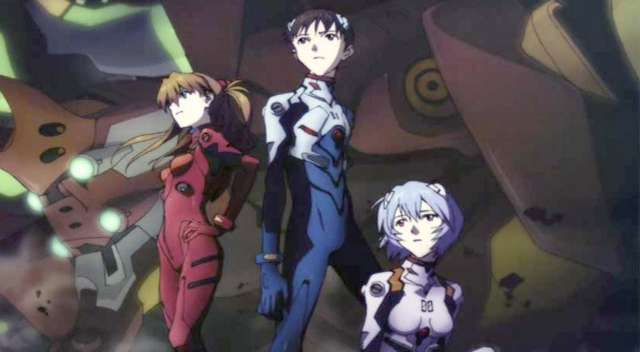 New poster proves rebuild of evangelion fourth film is still in new poster proves rebuild of evangelion fourth film is still in the works sciox Image collections