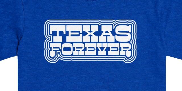 Redneck TexasForver Mockup Blue