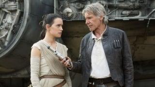 Rey Han Star Wars