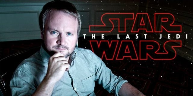rian johnson the last jedi