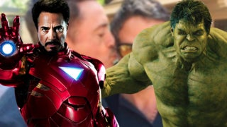 science bros hulk iron man