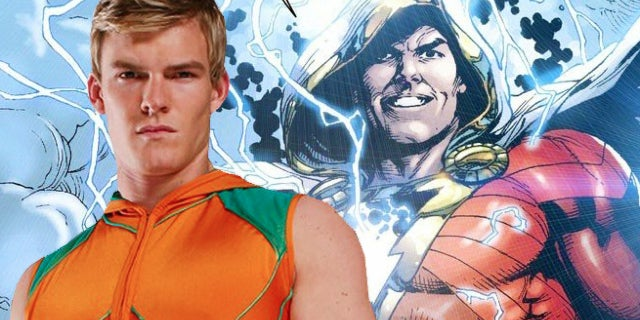 Smallville's Alan Ritchson Wants In On Shazam!