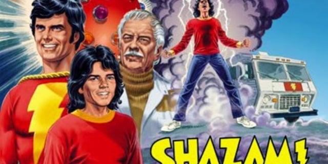 Shazam Warner Archive