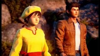 Shenmue III Gamescom Teaser Trailer WWG screen capture