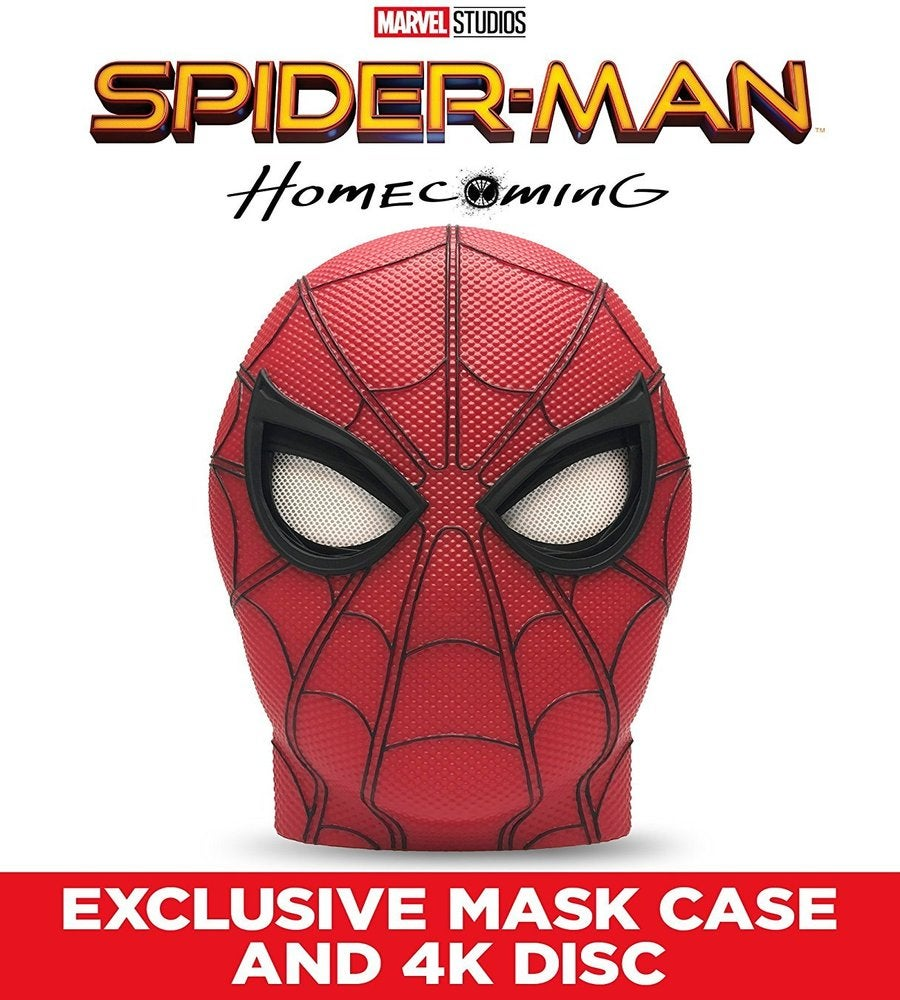 Spider-Man Homecoming Amazon