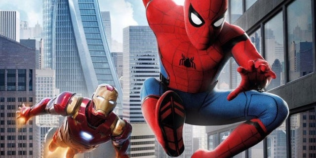 Spider-Man Homecoming Iron Man Box Office