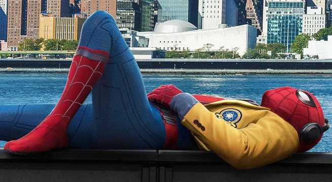 Spider-Man Homecoming teaser