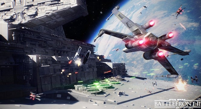 EA Addresses Outcry Over Star Wars: Battlefront II Loot Boxes