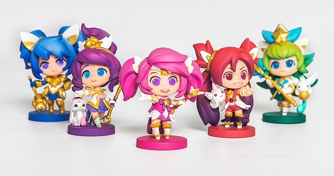 Star Guardian Figure Featured