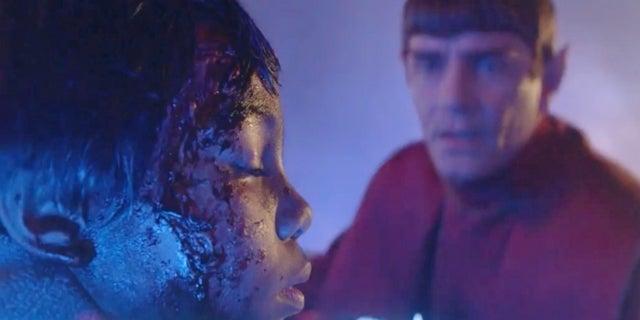 Star Trek Discovery Michael Burnham Parents