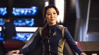 Star Trek Discovery Rating
