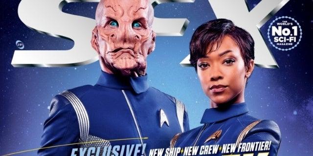 Star Trek Discovery SFX