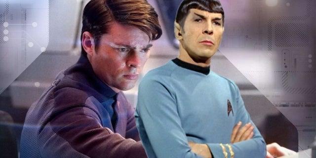 Star Trek Karl Urban Leonard Nimoy