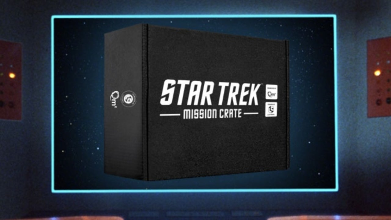 Star Trek Mission Crate Loot Crate