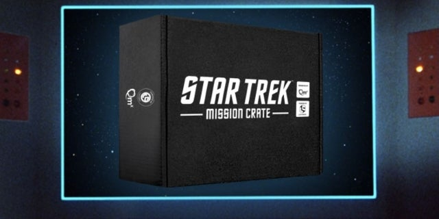 Star Trek Mission Crate Loot Crate