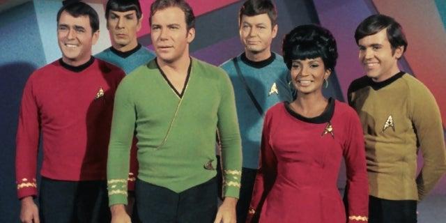 Star Trek The Original Series Residuals