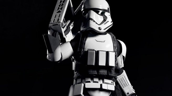 Star Wars Battlefront II Get Your First Look At The Versatile Heavy Trooper Class