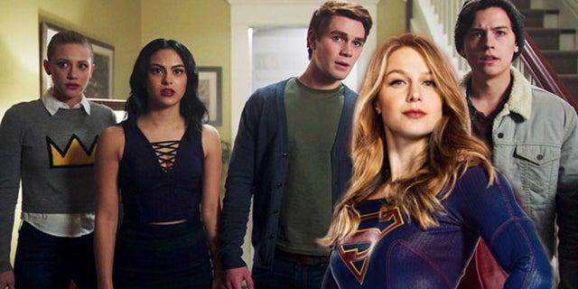supergirl riverdal season 2