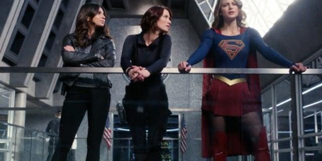 Supergirl Sanvers