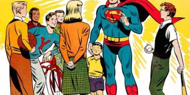 superman diversity poster