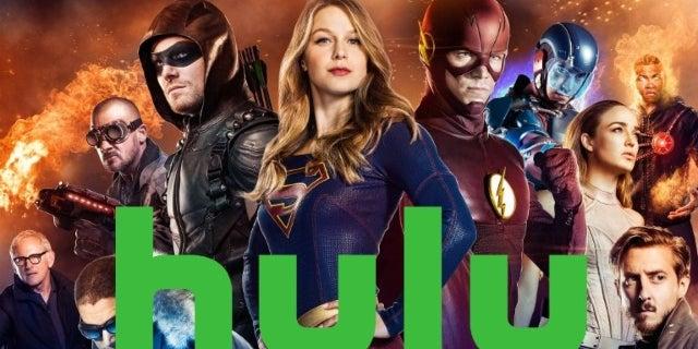 The CW Hulu Live Streaming