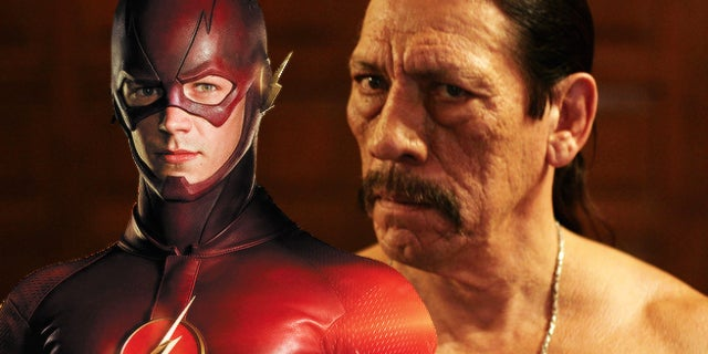 the flash danny trejo