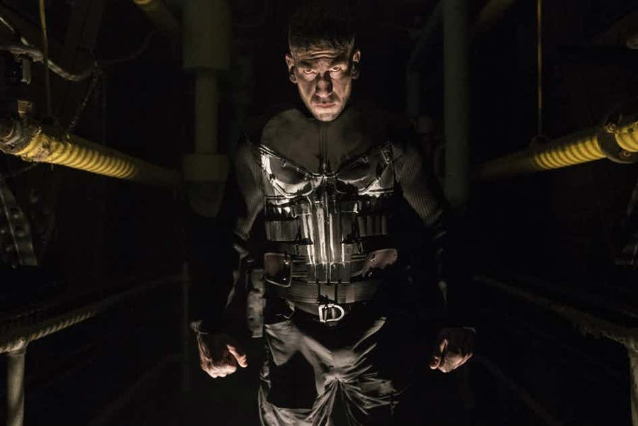 Teaser Trailer For 'Marvel's The Punisher'