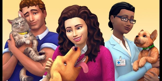 The Sims 4 Cats and Dogs Reveal Trailer WWG screen capture