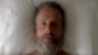 The Walking Dead old man rick