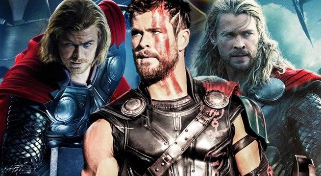 New Look At Thor, Loki & The Grandmaster In 'Thor: Ragnarok' Revealed