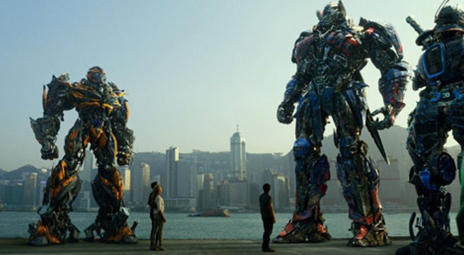 Transformers Movie Universe