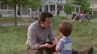 twd Glenn baby