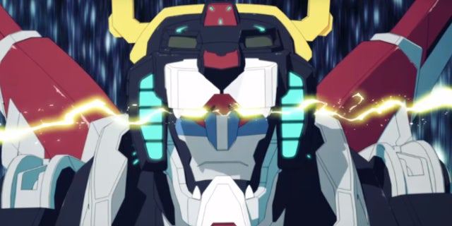 Voltron Legendary Defender Season 3 Trailer