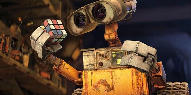 WALL-E-Disney-Pixar