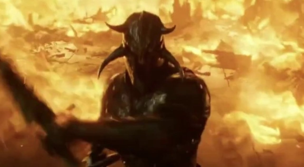 PHOTO: Best look at Steppenwolf so far : DC_Cinematic