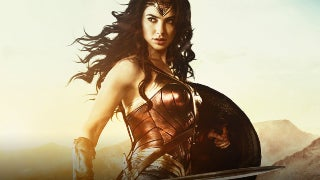 Wonder Woman DCUE Iron Man