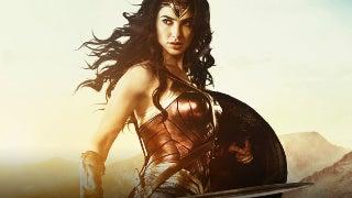 Wonder Woman DCUE Iron Man