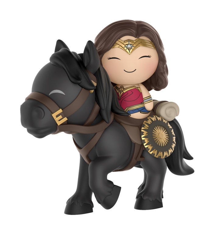 Funko unveils more Wonder Woman Dorbz and Pop! Vinyl figures