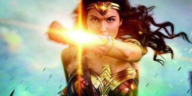 Wonder Woman Epilogue